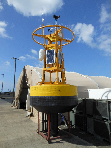 Marine Optical Buoy (MOBY), Lanai, HI, 2015