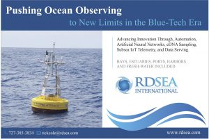 RDSEA and Navocean Partner on New Coastal Ocean Observing Networks Plans